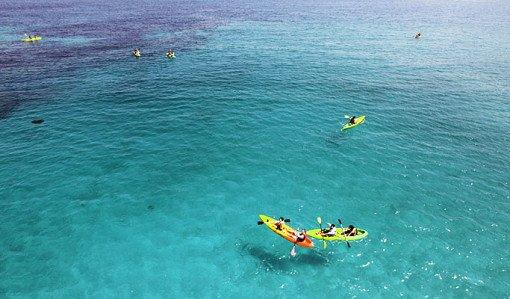 Jeju Kayak Discount Ticket (Woljeongri)_8