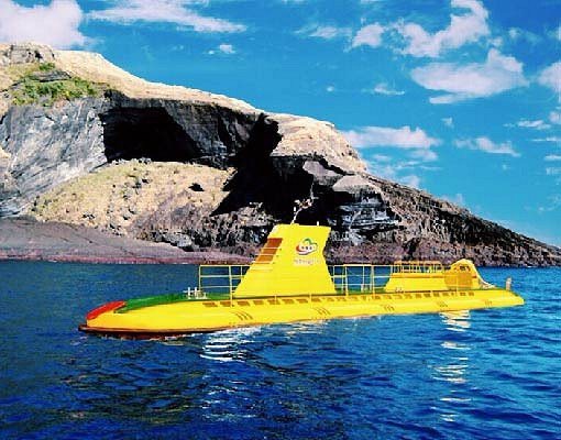 Jeju Marado Submarine Discount Ticket_0