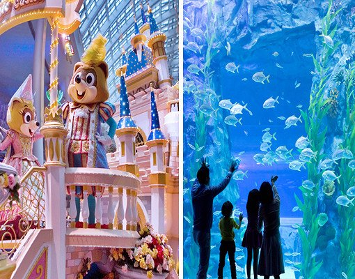 Lotte World and Lotte World Aquarium Discount Ticket_0