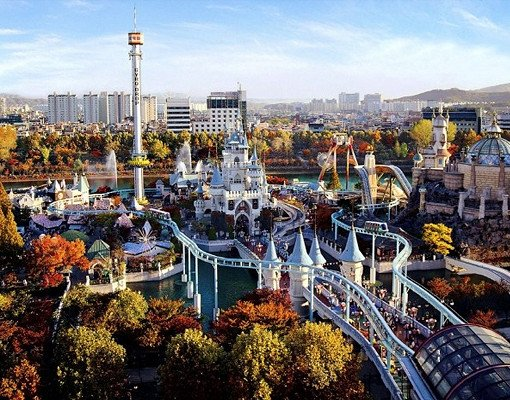 Lotte World and Lotte World Aquarium Discount Ticket_14