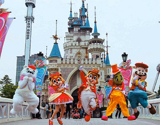 Lotte World and Lotte World Aquarium Discount Ticket_13