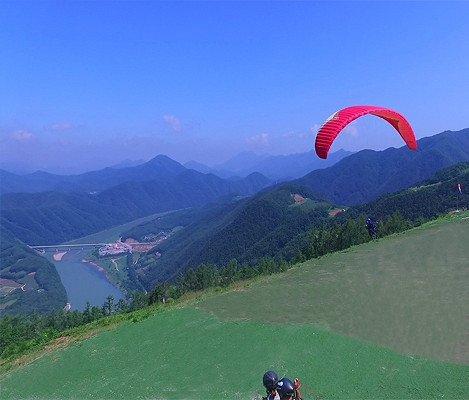 Danyang Paragliding Discount Ticket_4