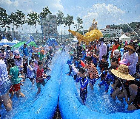[Jul 29 - Aug 5] Bonghwa Eun-Uh(Sweet Fish) Festival Tour_3