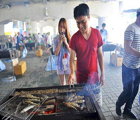 [Jul 29 - Aug 5] Bonghwa Eun-Uh(Sweet Fish) Festival Tour_4