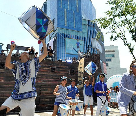 [July 7-8 Only!] 10% Discount!  2018 Seoul Water Gun Festival in Sinchon_1