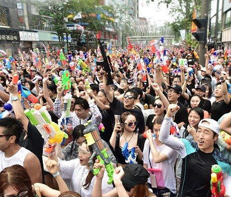 [July 7-8 Only!] 10% Discount!  2018 Seoul Water Gun Festival in Sinchon_8