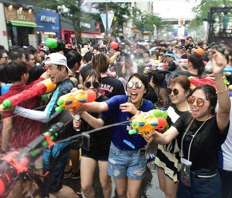 [July 7-8 Only!] 10% Discount!  2018 Seoul Water Gun Festival in Sinchon_6