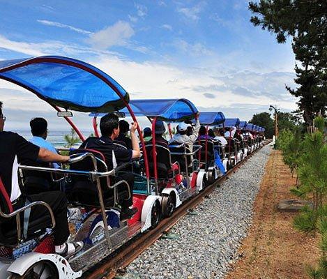 Samcheok Ocean Rail Bike Reservation_0