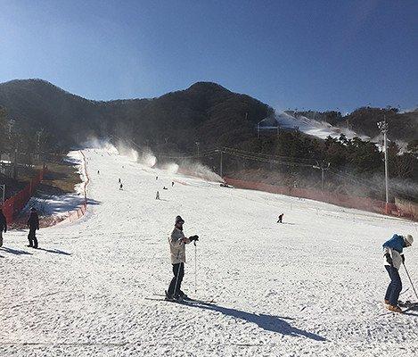 2019 Jisan Forest Ski Snowboard Lesson Shuttle Bus Package_2