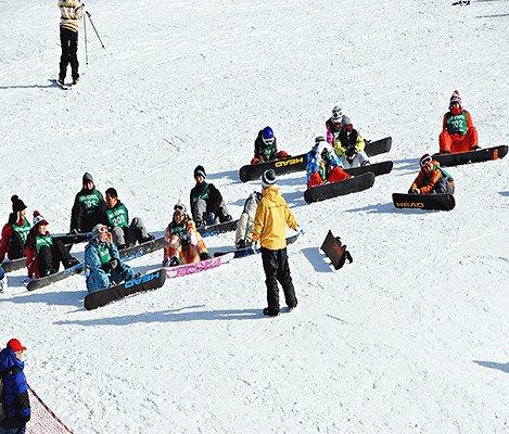 [Dec-Mar] From Busan! Gamcheon Culture Village and Eden Valley Ski Resort Shuttle Bus Package_5