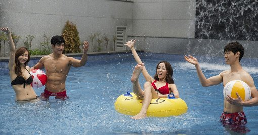 Woongjin Playdoci Snow Park & Water Park Discount Ticket_9