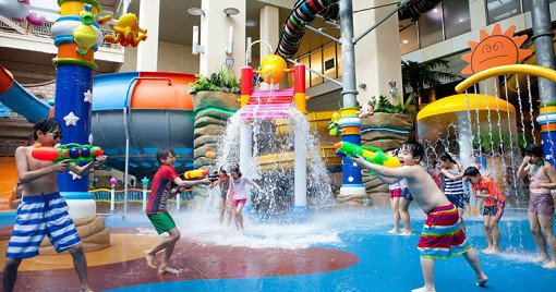 Woongjin Playdoci Snow Park & Water Park Discount Ticket_5