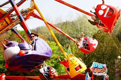 Seoul Land Theme Park & Seoul Land Zoo Discount Ticket_1