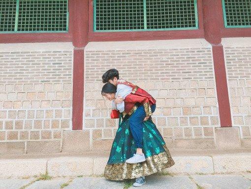 Luxury Hanbok Experience at Gyeongbok Palace_2