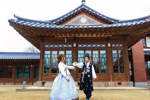 Luxury Hanbok Experience at Gyeongbok Palace_16
