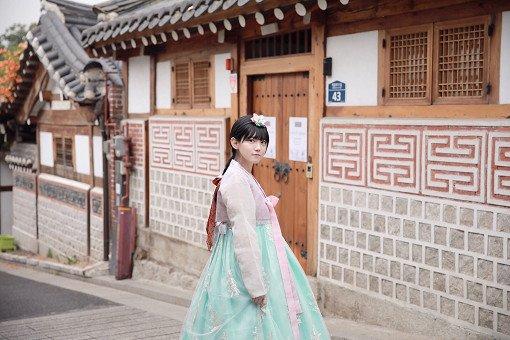 Luxury Hanbok Experience at Gyeongbok Palace_18