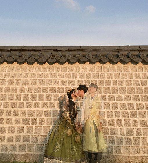 Luxury Hanbok Experience at Gyeongbok Palace_19
