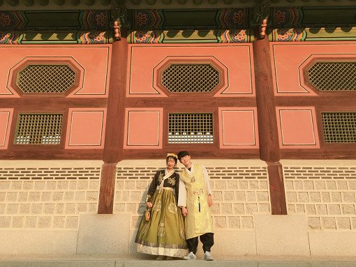 Luxury Hanbok Experience at Gyeongbok Palace_15