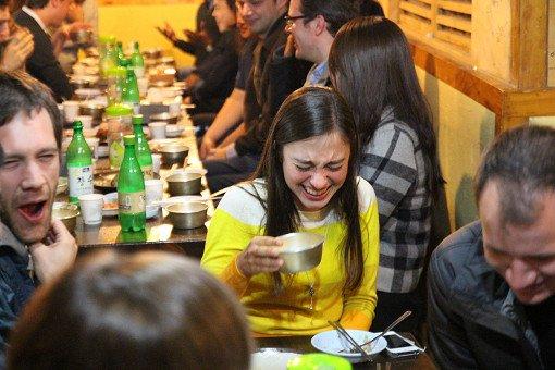 Korean Night dining tour_2