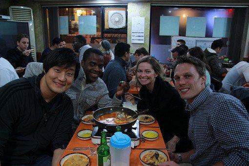 Korean Night dining tour_5