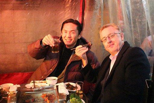 Korean Night dining tour_4