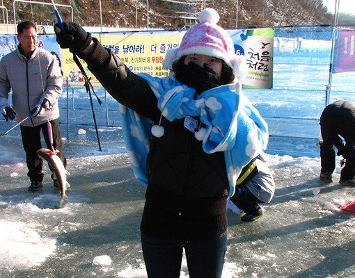 [Jan 5 - Jan 27] Hwacheon Ice Fishing Festival & Elysian Ski Resort Basic Group Lesson One Day Tour_6