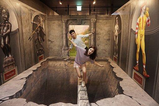 Jeju Trickeye & Greek Mythology Museum Discount Ticket_1