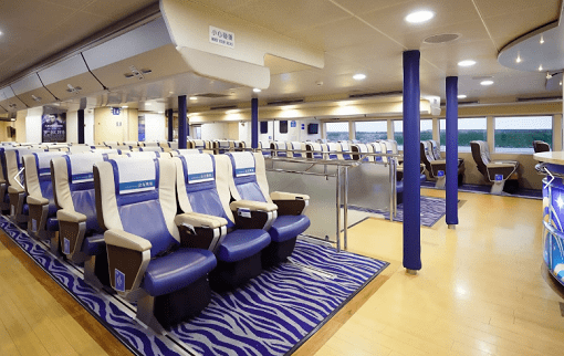 Hong Kong <-> Macau Cotai Ferry Discount Tickets_1