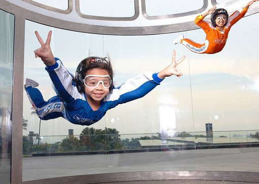 Singapore Indoor Skydiving Tour_0