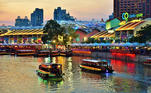 Singapore River Cruise_2