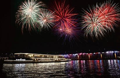 Hangang River Evening Cruise - Jamsil Dock_7