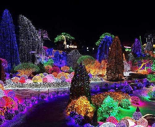 [Dec 5-Mar 24] Nami Island& Garden of Morning Calm Lighting Festival One Day Tour_2