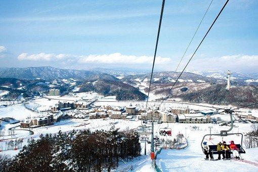1N2D Alpensia Ski Resort Accommodation & Ski Snowboard Package_6