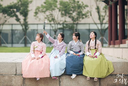 Hanbok Experience & Professional Photoshoot near Gyeongbok Palace_21