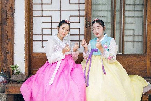 Hanbok Experience & Professional Photoshoot near Gyeongbok Palace_27