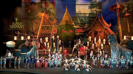 Siam Niramit Show Discount Ticket (Bangkok)_0