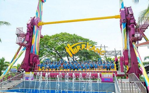 Билеты со скидкой в парк Dream World в Бангкоке_2