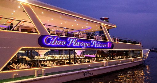 Chao Phraya Princess Cruise Discount Ticket (Dinner Cruise)_0
