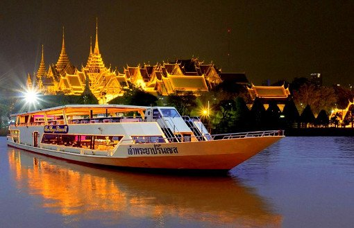 Chao Phraya Princess Cruise Discount Ticket (Dinner Cruise)_3
