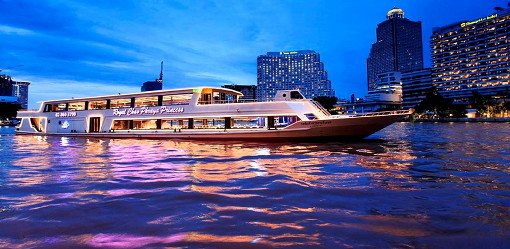 Chao Phraya Princess Cruise Discount Ticket (Dinner Cruise)_2