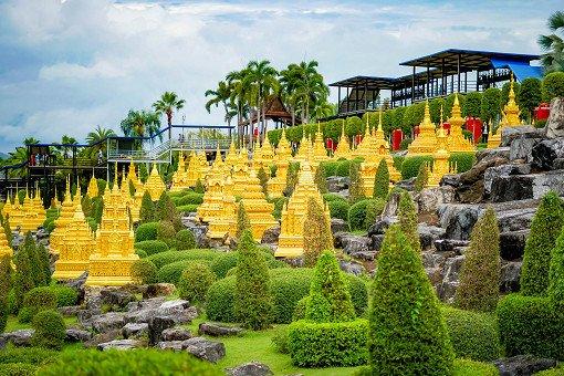 Nong Nooch Garden Discount Ticket (Pattaya)