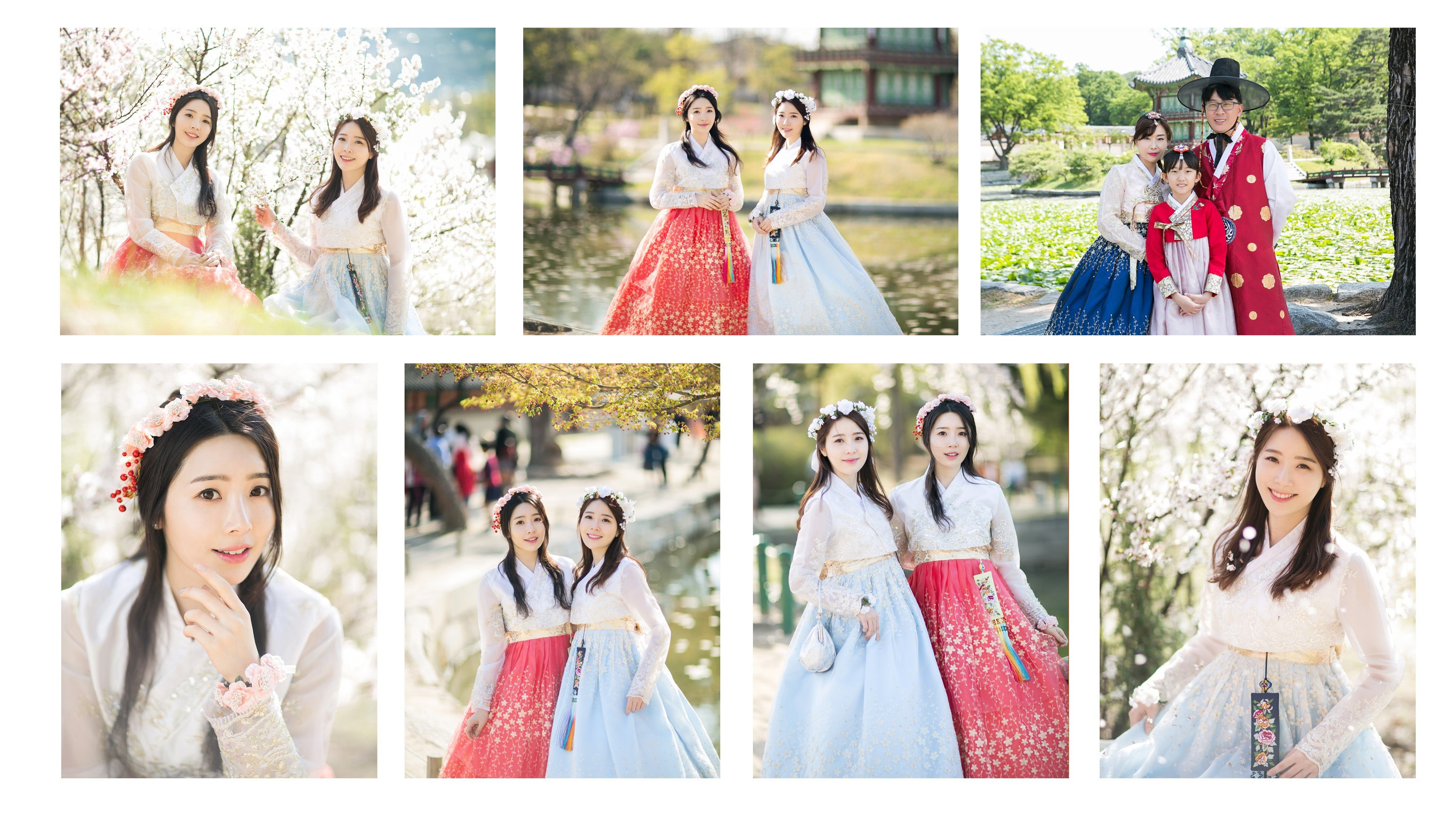 Book Hanbok Photoshoot In Seoul Near Gyeongbok Palace With Discount